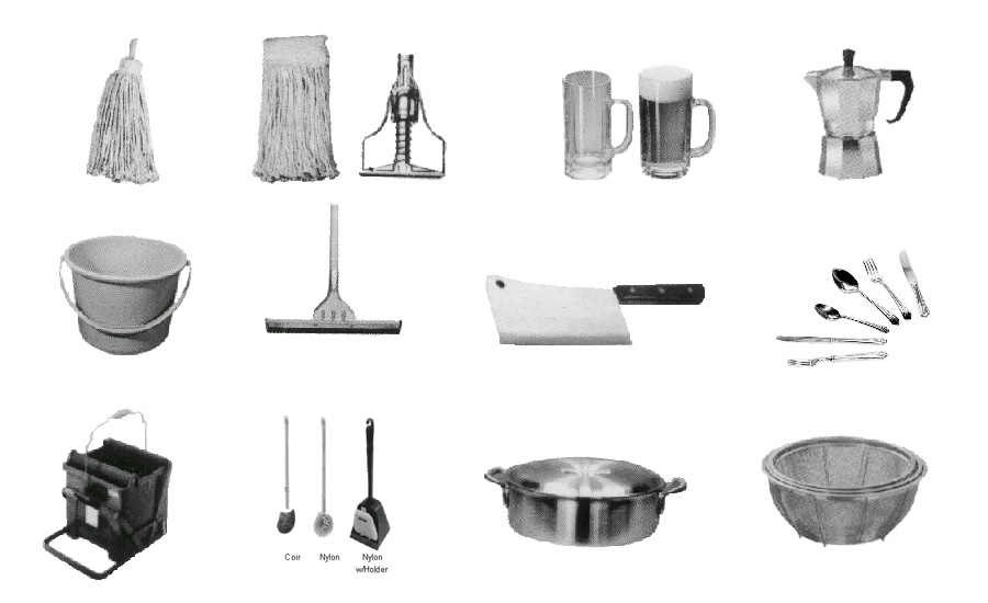 tableware-galley-utensils-pilotms