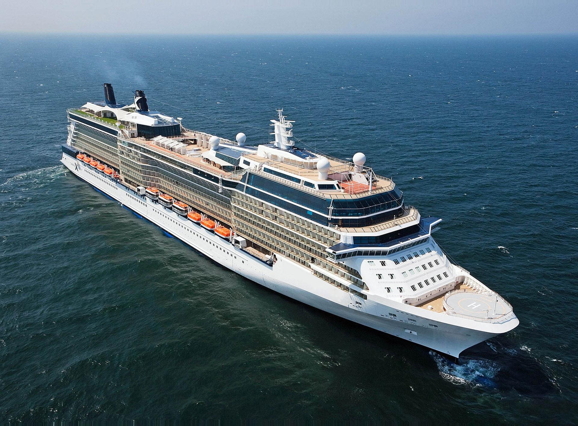 Equinox-cruises