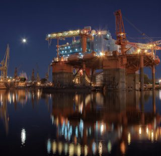 Offshore-platform